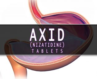 Axid (Nizatidine) Tablets