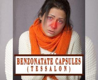 Benzonatate Capsules (Tessalon)
